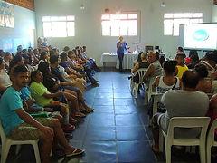 Adolescentes e Famílias na Educação em Peruíbe