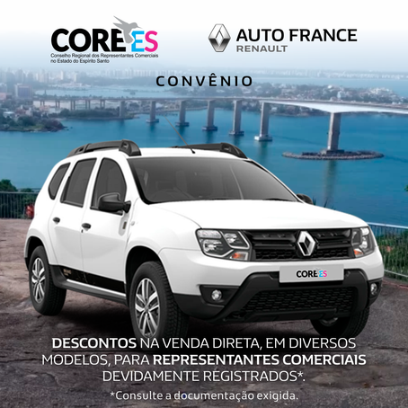 Convênio Renault Auto France