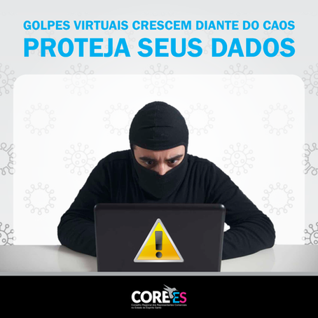 Proteja seus dados