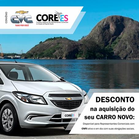 Convênio CVC Chevrolet