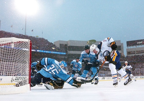NHL Winter Classic: The Game...