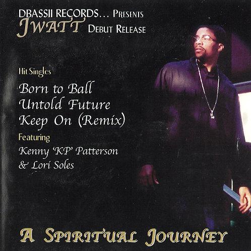 A Spiritual Journey poster (original artwork)