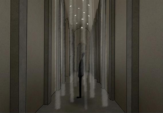 Area Way Hallway