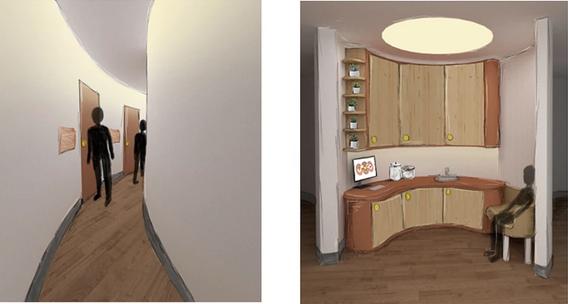 Hallway/Nurses Station