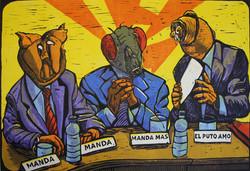 Políticos de Tomás Pariente