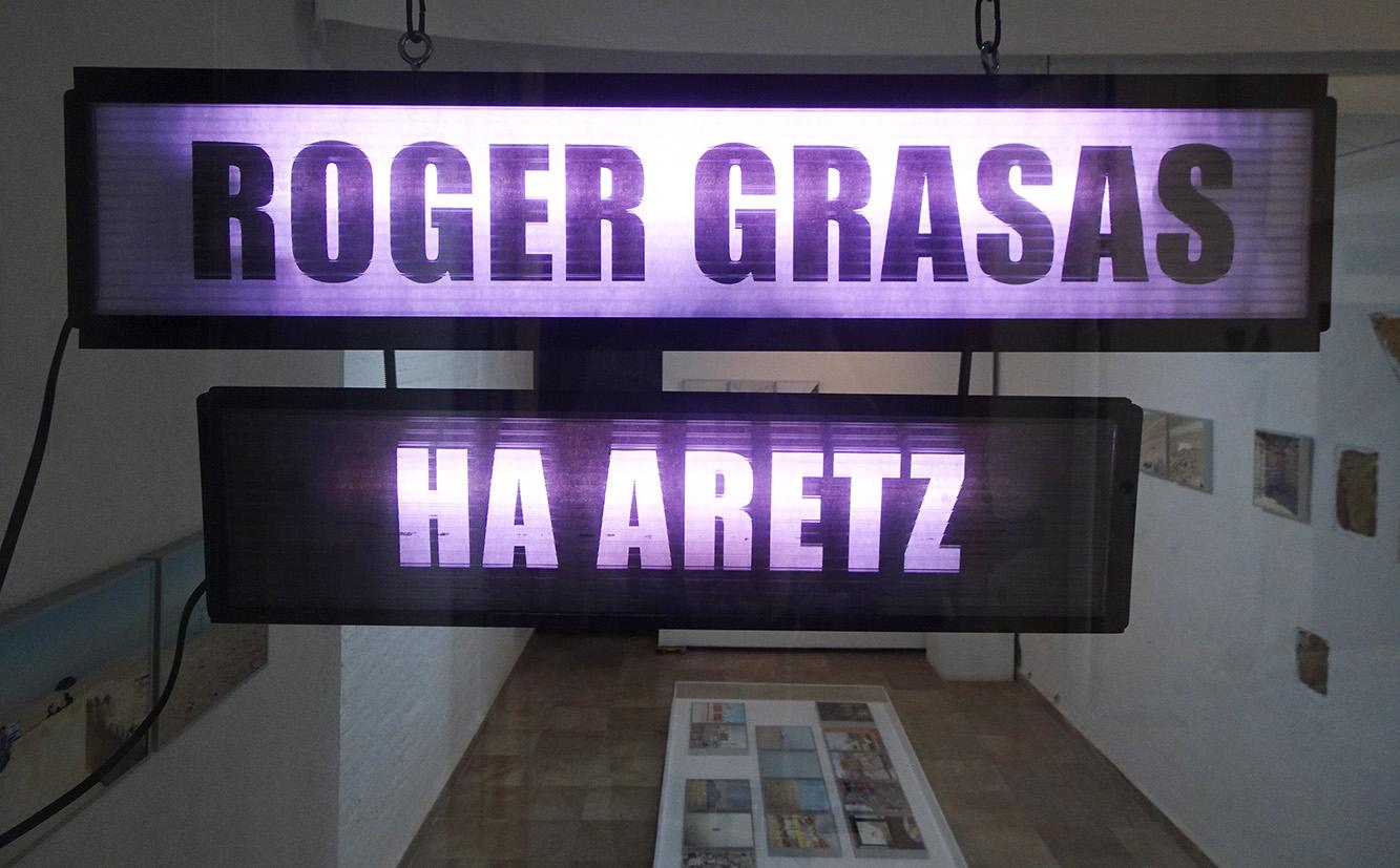 Ha Aretz de Roger Grasas