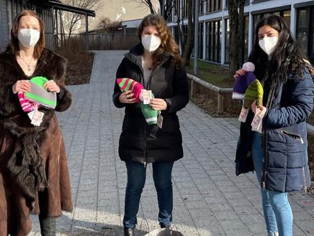 (Herzens-)Wärme für Schülerinnen und Schüler