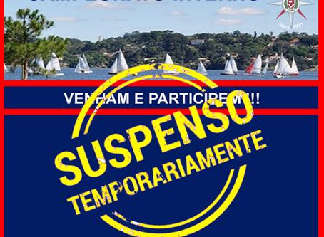 Campeonato Interno Suspenso