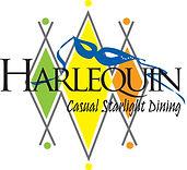 Harlequin Restaurant Logo