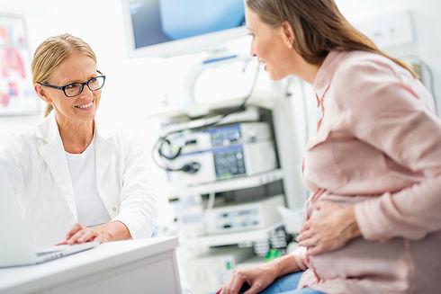 Schwangerschaftsvorsorge Pregnancy care Soins prénataux
