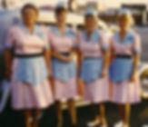 1950 Waitress, Costume Rentals, Make Believe Inc,