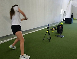 Swing speed with radar