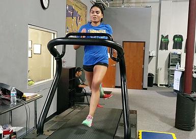 Athlete Speed Training