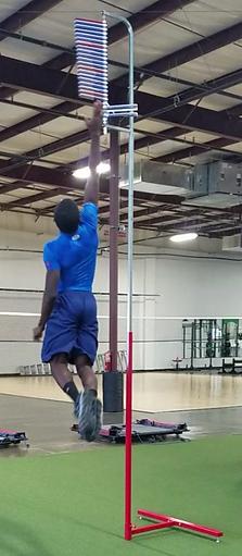 Vertical Jump Testing