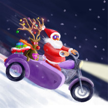 Rudolf's Sidecar