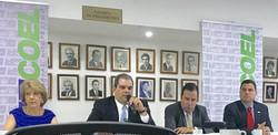 Reunión de Junta Directiva de COEL