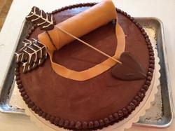 quiver cake