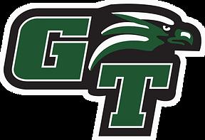 Green Teach Eagle Logo