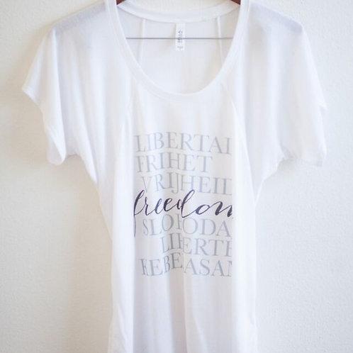 Sudara Freedom T-Shirt