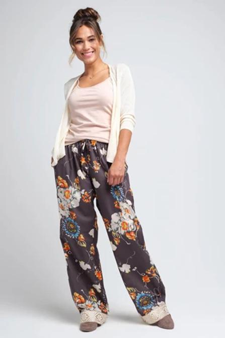 Sudara Lounge Pants- Grey (Leela)