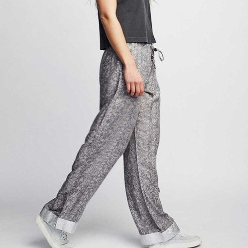 Sudara Punjammies Lounge Pants- Grey (Lelitha)