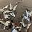 Thumbnail: Pendenti con dettaglio farfalle
