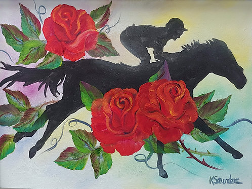 """""""Run for the Roses"""""""