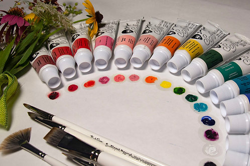 1.25 oz. Bob Ross Soft Oil Paints