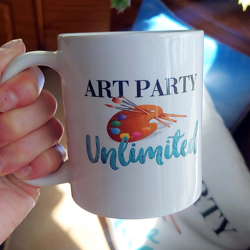 Coffee Cup, Art Party Unlimited