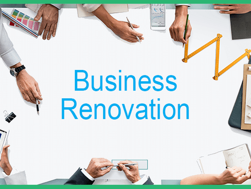 Commercial building Renovation: Getting Rid of Unused Spaces