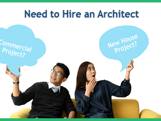 Hiring an Architect to Build a House or Commercial Building