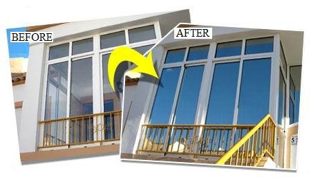 Commercial Windows Tint, residential windows tint, office tint, anti graffiti film, decorative windows tint, Safety/Security windows film, home windows tinting