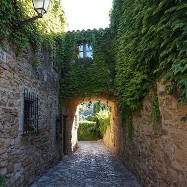 Pueblos medievales y de pescadores