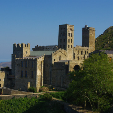 St. Pere de Rodes Monastery