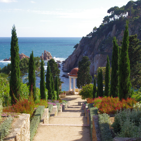 Los jardines Mar i Murtra