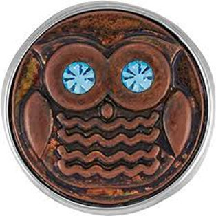 Ginger Snaps Owl Snap