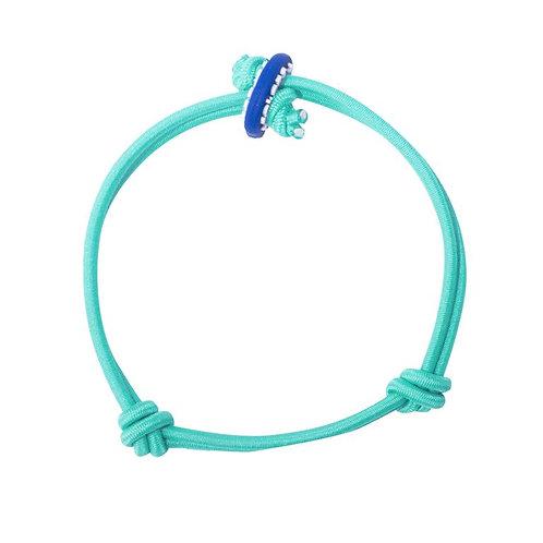 Colors for Good Calmness Light Green Bracelet