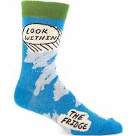 Look within the Fridge Men's Socks