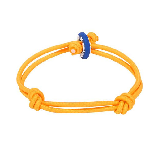 Colors for Good Creativity Neon Orange Bracelet