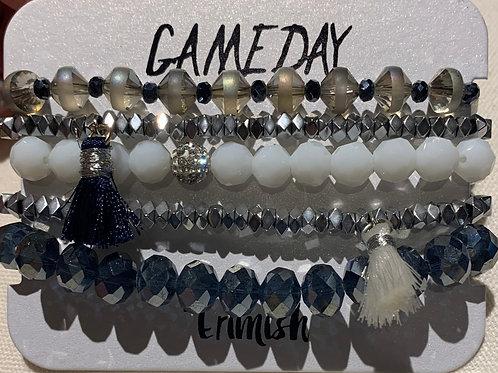 Hempfield Penn State Erimish Bracelet Stack