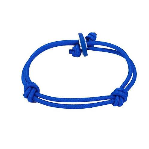 Colors for Good Patience Royal Blue Bracelet