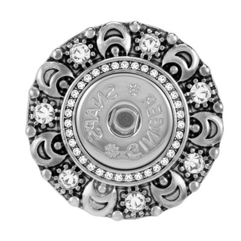 BLING MAGNET BROOCH