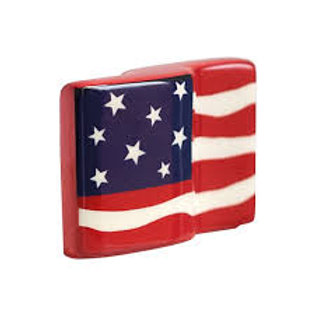 Nora Fleming Mini American Flag