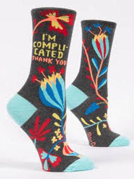 Complicated Women's Socks