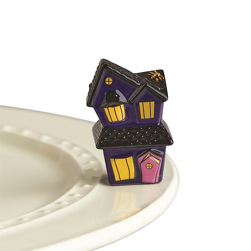 Spooky Space Haunted House Mini