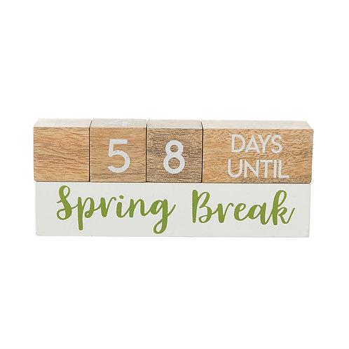Teacher Countdown Blocks