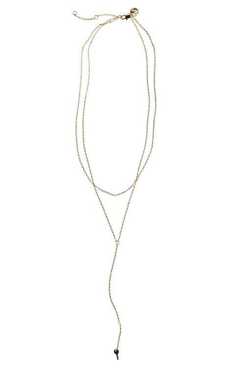 Mini Key 16 inch Pendant Necklace