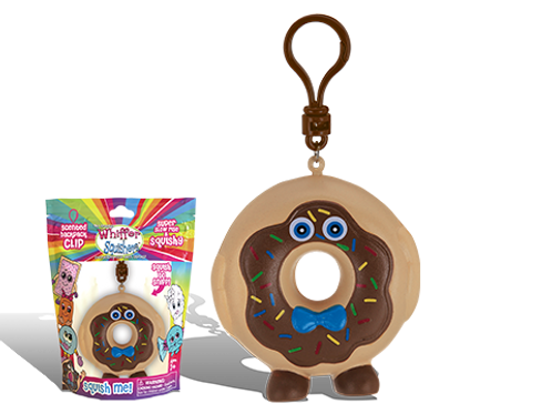 Whiffer Squisher Freddy Frosted Donut