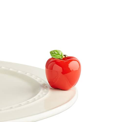 Nora Fleming Mini - An Apple a Day