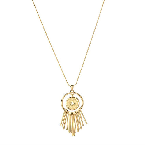 GINGER SNAPS GOLD STEALTH NECKLACE